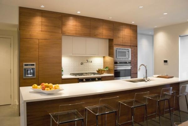 küchen mit bartheke ~ kreative ideen für ihr zuhause-design