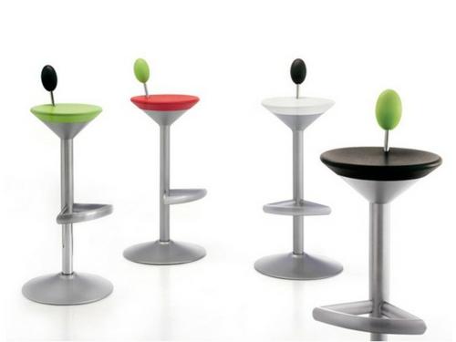 48 moderne barhocker designs mit lehnen schicke attraktive ideen - Barhocker modern ...