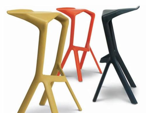 48 moderne barhocker designs mit lehnen schicke. Black Bedroom Furniture Sets. Home Design Ideas