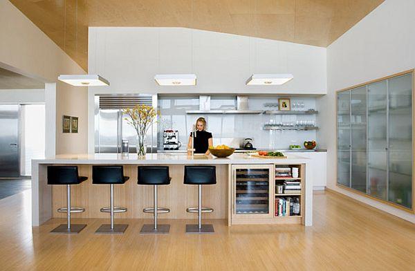 download moderne kuchenwande glas gestalten | villaweb, Kuchen