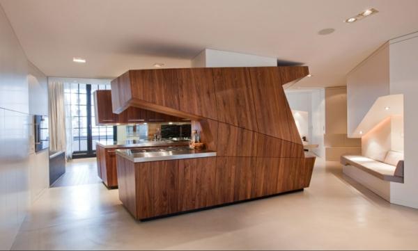 Kleines Schlafzimmer Neu Gestalten : Die Küche neu gestalten – 41 Auffallende Küchen Design Ideen