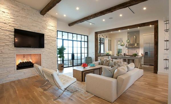 moderne texas residenz kombiniert antike elemente mit blauen akzenten. Black Bedroom Furniture Sets. Home Design Ideas