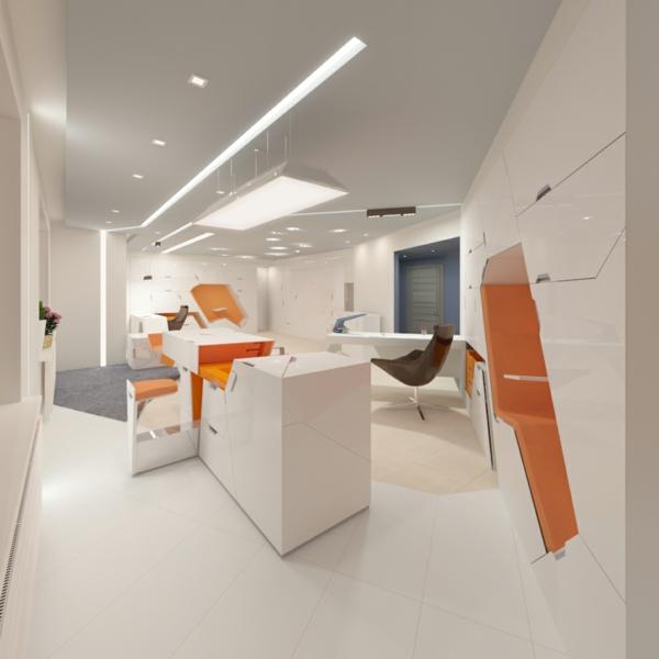 modulares haus interior die 5 zimmer in einem box. Black Bedroom Furniture Sets. Home Design Ideas