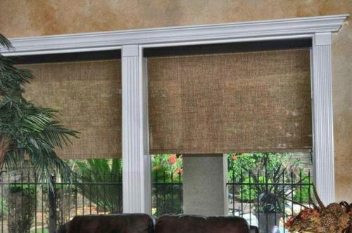 Sichtschutz Fürs Fenster motorisierte abdeckungen für fenster bieten allen viele vorteile