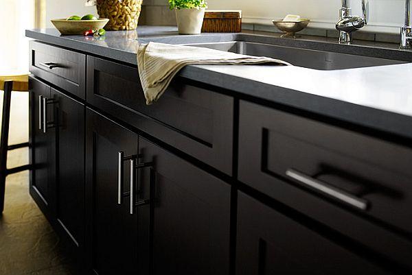 originelle küchenschrank designs einrichtung holz esstisch schubladen