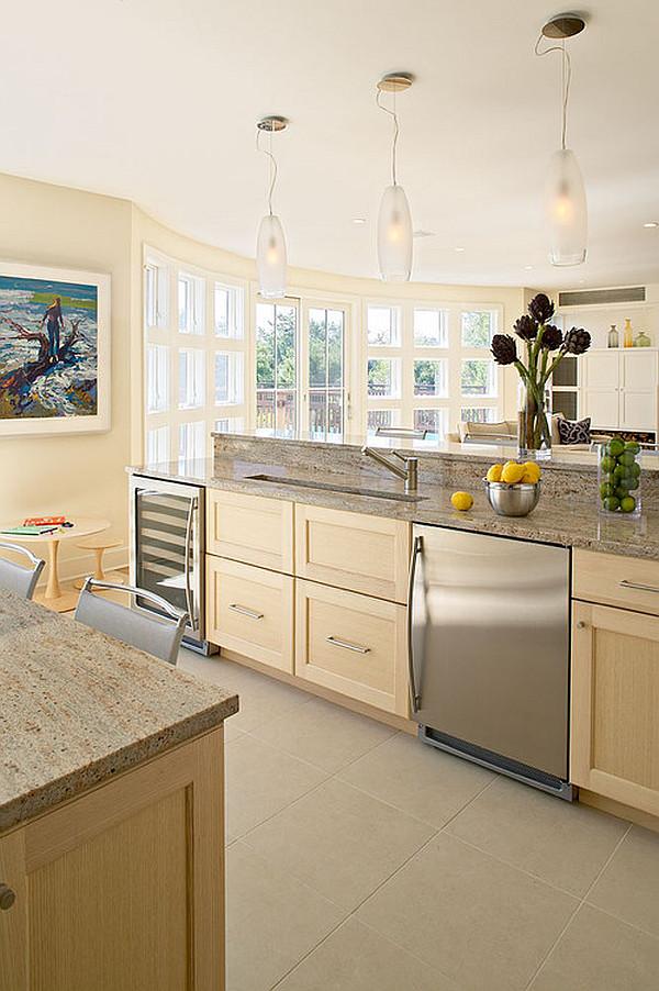 Originelle Küchenschrank Designs bei der Kücheneinrichtung