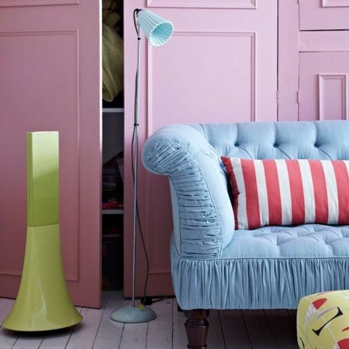 Pastell Farbpalette beim Interieur Design verwenden - 24 ...