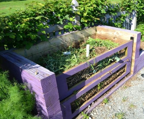 Gemüse Garten Dachterrasse anlegen pflegen Tipps