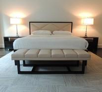 raffinierte ausstattung für schlafzimmer - stilvolle dekorationsideen - Stilvolle Dekorationsideen Schlafzimmer