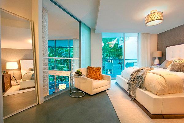 Raffinierte Ausstattung für Schlafzimmer - stilvolle Dekorationsideen