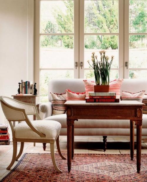 renovieren sie das wohnzimmer baustil architektur details holz tisch