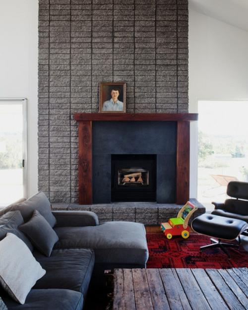 renovieren sie das wohnzimmer baustil architektur einbaukamin