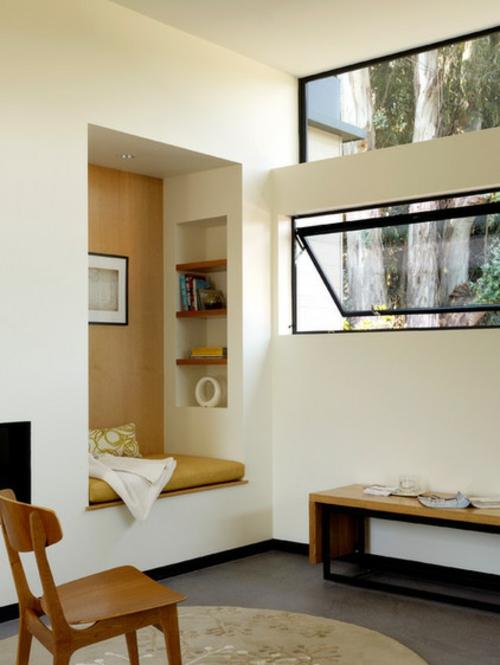 renovieren sie das wohnzimmer indem sie den baustil betonen. Black Bedroom Furniture Sets. Home Design Ideas