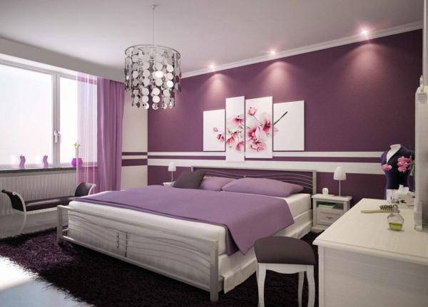 Schlafzimmer Deko Romantisch – vitaplaza.info