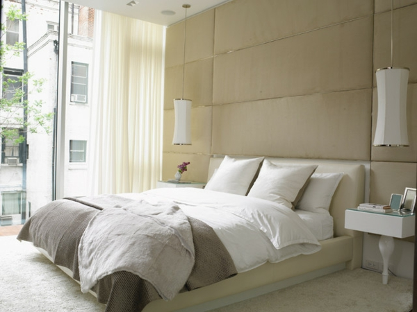 Schlafzimmer romantisch weiss  Schlafzimmer Cremefarben Emejing Schlafzimmer Cremefarben Images ...
