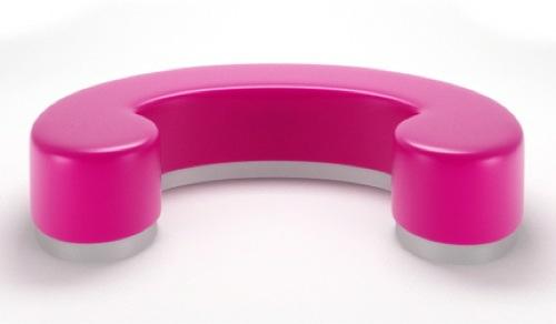 rosa sitzbank stanislav katz design idee designer rosa möbel