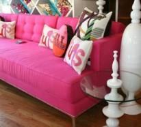 Zu Ehren vom Brustkrebs-Bewusstsein: 10 Designer Rosa Möbel
