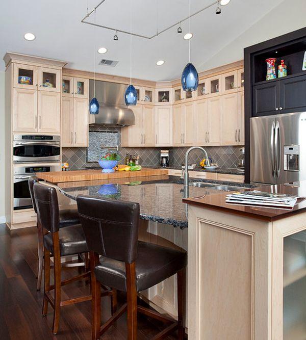 Coole K Che 55 schöne coole pendelleuchten in der küche schicke beleuchtung