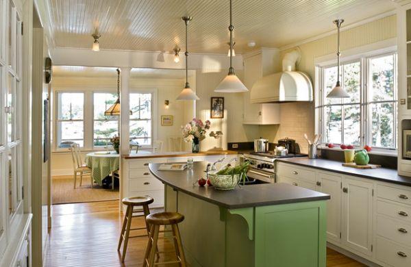 Kücheninsel Beleuchtung 55 schöne coole pendelleuchten in der küche schicke beleuchtung