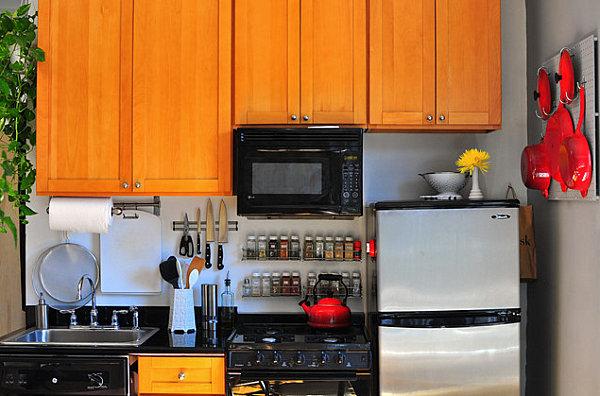 Schöne Design Ideen Für Kleine Küchen   Schicke Einrichtung, Kuchen Deko