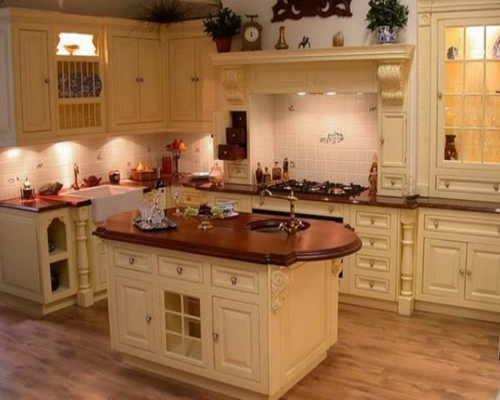 Paint Formica Kitchen Cabinets Video