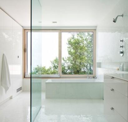 schick renovierte wohnung in long island nachhaltige renovierung. Black Bedroom Furniture Sets. Home Design Ideas