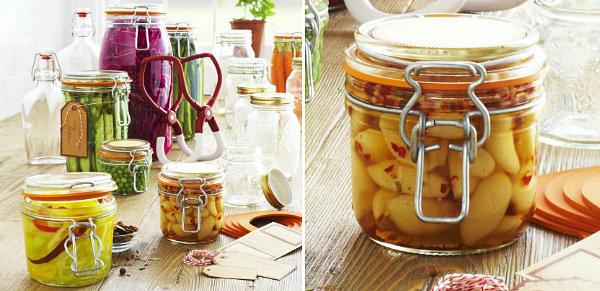 schicke behälter für lebensmittel glas nahrung