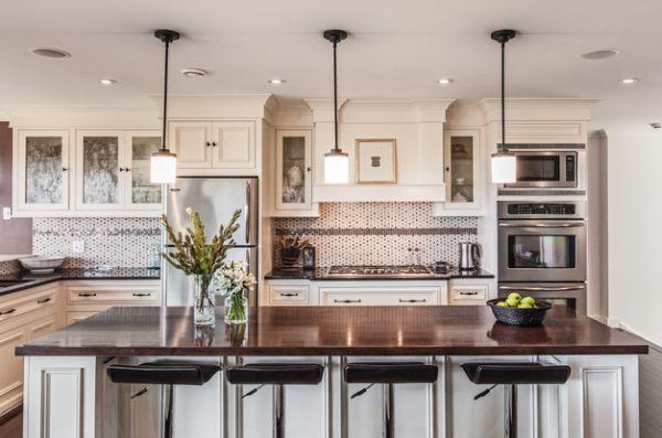 55 Schöne coole Pendelleuchten in der Küche – schicke Designer ...