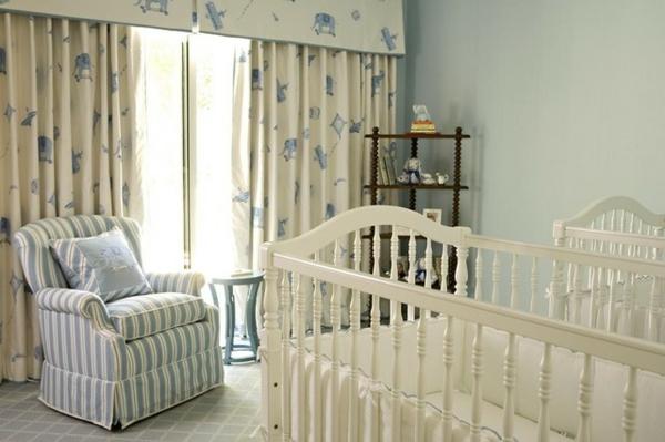 12 schicke ideen für kinderzimmer - tolle geschmackvolle einrichtung - Vorhang Ideen Kinderzimmer