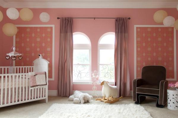 12 schicke ideen f r kinderzimmer tolle geschmackvolle einrichtung. Black Bedroom Furniture Sets. Home Design Ideas