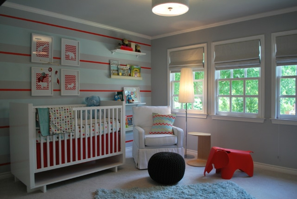 Babyzimmer Neutral Design