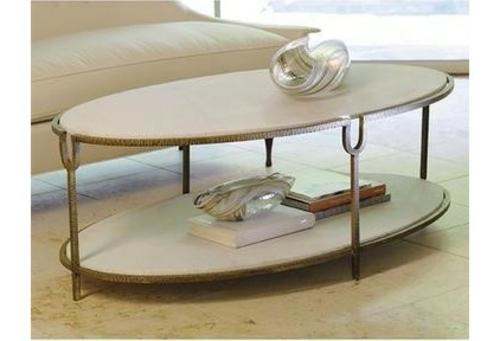 schicke deko ideen fürs wohnzimmer tisch oval platte