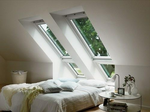 10 atemberaubende schräge Fenster Designs - Ein breiterer Ausblick
