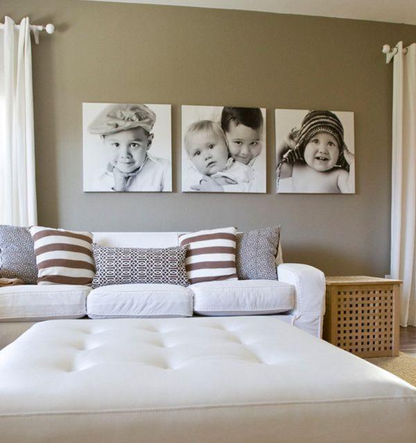 Schwarz Weiß Bilder Interior - Tolle Ideen Für Ihre Dekoration Schlafzimmer Cremefarben