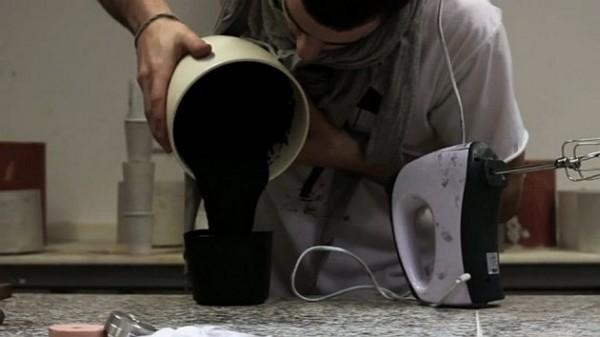 wohnzimmerlampen hängend:Schwarze Goldene Lampe – ergonomisch und umweltfreundlich zugleich