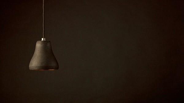 schwarze goldene lampe hängend design lampenschirm