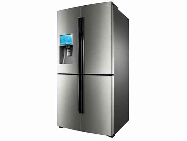 smart home technologie kühlschrank design innovativ