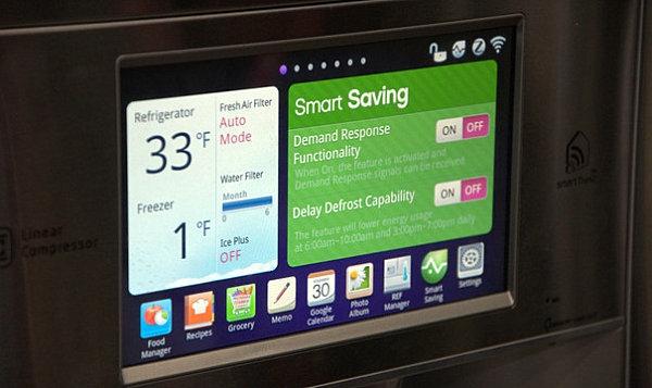 smart home technologie kühlschrank life is good