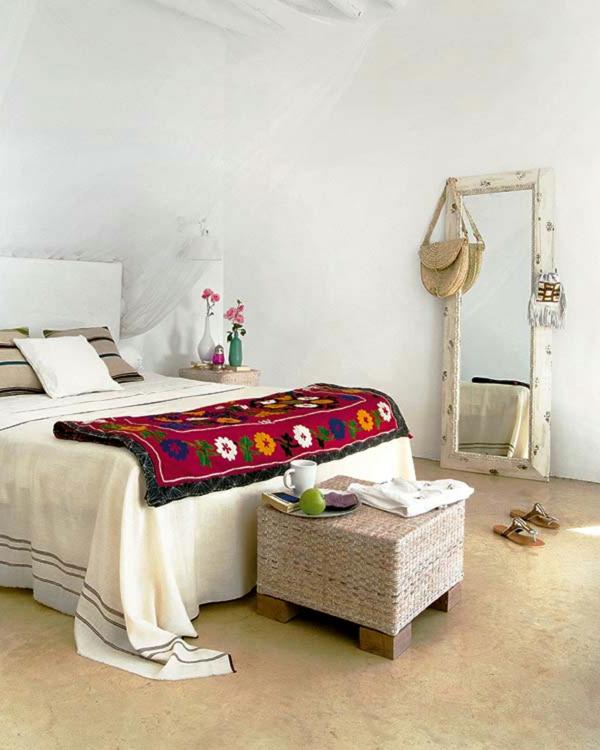 Sommer im Schlafzimmer - 8 kreative Design Ideen