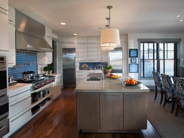 spülen für die küche design idee originell modern einrichtung