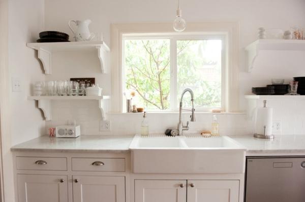 spülen für die küche weiß einrichtung küchenschränke