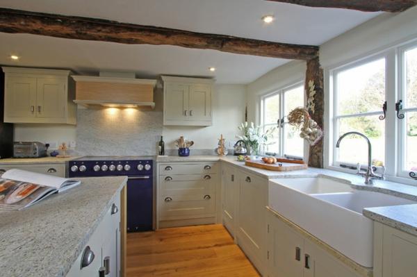 spülen für die küche weiß einrichtung kochherd holz bodenbelag