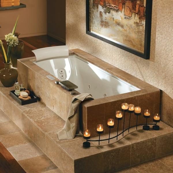 spa badewanne zu hause einige installationshinweise f r sie. Black Bedroom Furniture Sets. Home Design Ideas