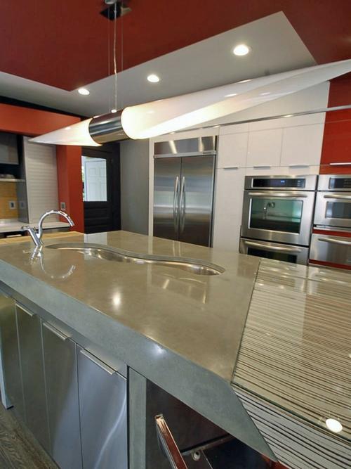Pendellampe Kücheninsel ~ 9 effiziente und stilvolle tipps für die beleuchtung am arbeitsplatz