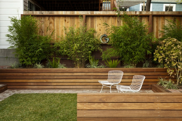 tolle bambus tipps für ihren garten - auch für kleinere flächen, Garten Ideen