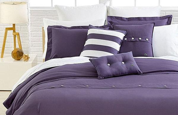 bettw sche wei lila m belideen. Black Bedroom Furniture Sets. Home Design Ideas
