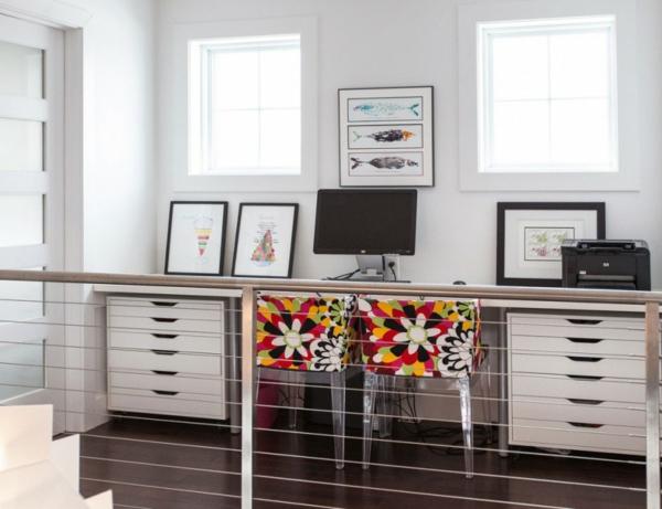 traumhafte designer wohnung stühle in grellen farben