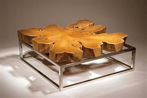 Wanddeko Wohnzimmer Metall Holz Images