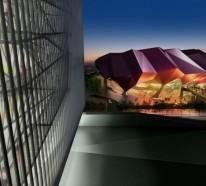 Ultra moderne und innovative Architektur – Taipei Pop Music Center