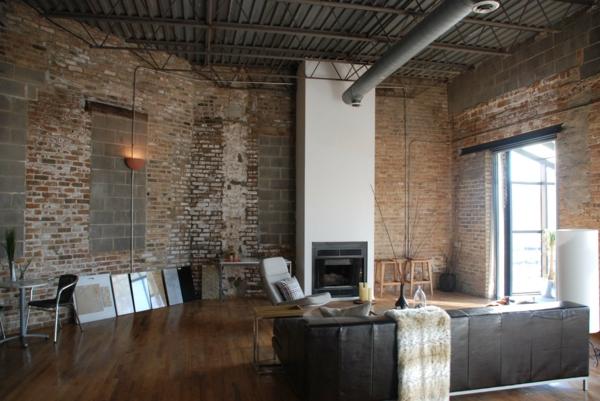 Urbanen Dachboden Einrichtungsstil nach Hause bringen ...